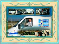 Port-bail ambulance Denis PILLET  Tel: 02 33 10 01 40